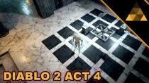 Видео фанатского ремастера классической игры Diablo 2 на Unreal Engine 4