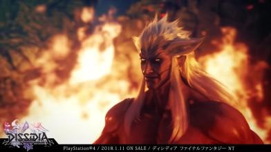 Вступительный ролик Dissidia: Final Fantasy NT
