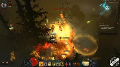 Diablo 3: Монах Мощный рывок в сете Одеяния тысячи бурь 2.6.4