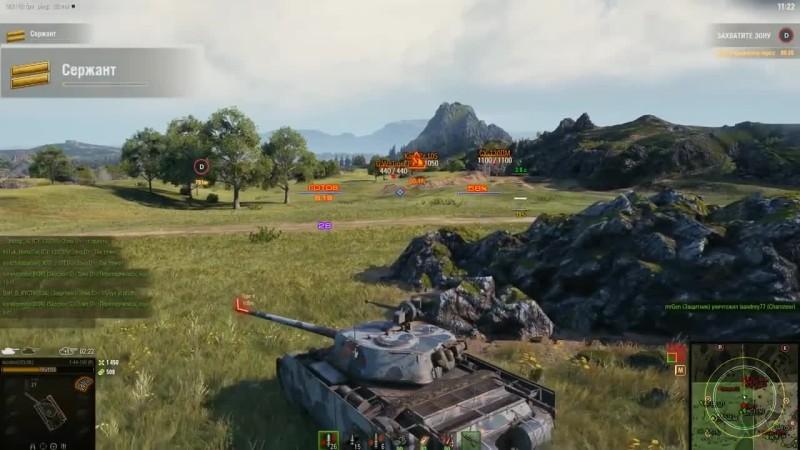 World of Tanks - Как за 3 минуты получить генерала?