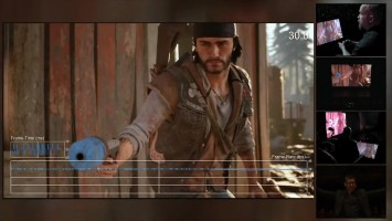 Days Gone: PS4 E3 Частота кадров (DigitalFoundry)