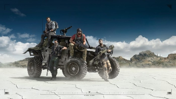 ghost recon wildlands e3wp