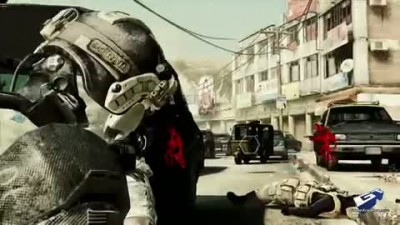 "Ghost Recon: Future Soldier ""Exclusive Tech Trailer"""