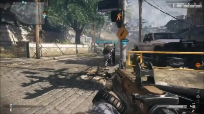 "Call of Duty Ghosts ""Трейлер карты Favela Map (Invasion DLC)"""