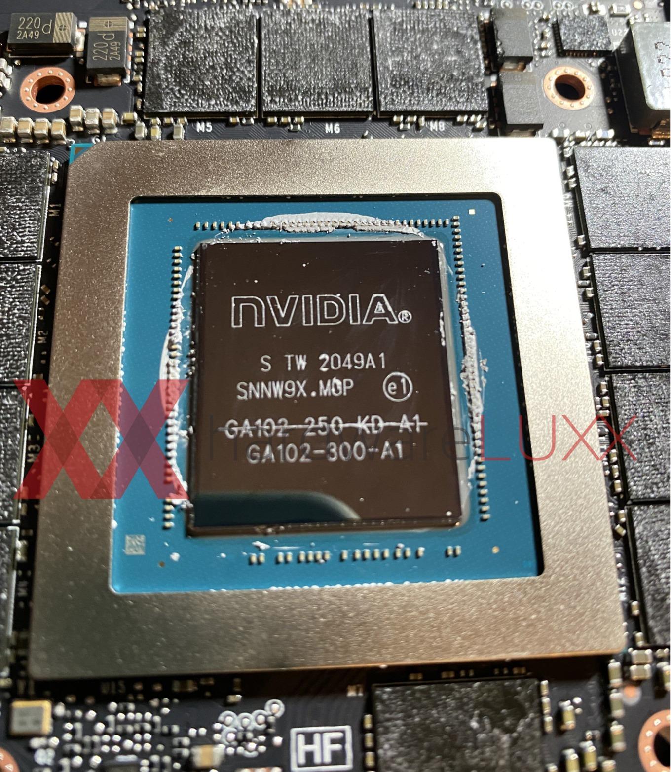 """NVIDIA тайно """"перебила"""" графические процессоры во флагманских видеокартах"""