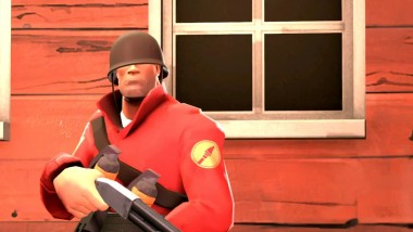If TF2 Was Mixed With Other Games