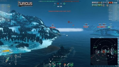 Tirpitz. Гроза рандома / World of Warships /
