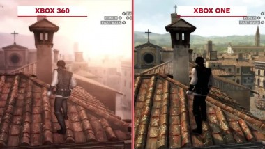 "Assassin's Creed 2 ""Сравнение графики Xbox 360 vs. Xbox One"""