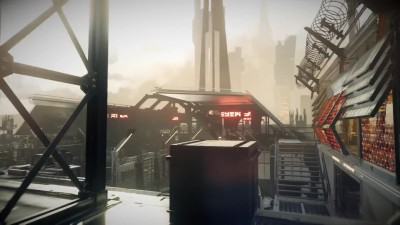 "Killzone: Shadow Fall ""Трейлер новой карты The ATAC Tower and The Canal"""