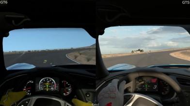 Сравнение - Gran Turismo 6 vs Gran Turismo Sport (Cycu1)