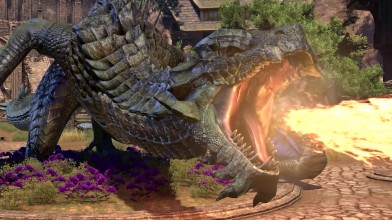 The Elder Scrolls Online: Elsweyr - новое видео