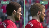 PES | Pro Evolution Soccer 2016 - PS3 vs. PS4 сравнение графики (Demo)
