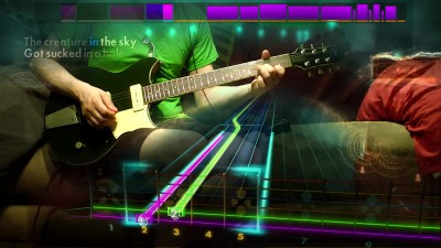 "Rocksmith 2014 - DLC - Guitar - Pixies ""Monkey Gone to Heaven"""