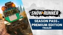 Новый трейлер SnowRunner содержит информацию о сезонном абонементе и пост-релизной поддержке игры