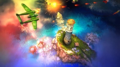 На Xbox One вышла игра Sky Force Anniversary