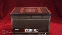 Рассматриваем коллекционное издание ремейка Resident Evil 3