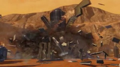 "Red Faction: Guerrilla  ""Destruction Trailer II"""