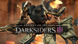 Релизный трейлер DLC Keepers of the Void для Darksiders 3