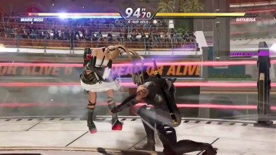 Новый геймплей Dead or Alive 6 с PlayStation 4 Pro
