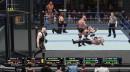 WWE 2k18 - 6 бойцов в клетке