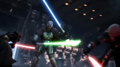 Star Wars: The Old Republic (катсцена) - Вступительный ролик - VHSник