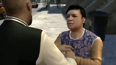 "GTA 4 ""The Ballad of Gay Tony Trailer #1"""