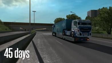 Euro Truck Simulator 2 - Подведение итогов One Truck Family Event события