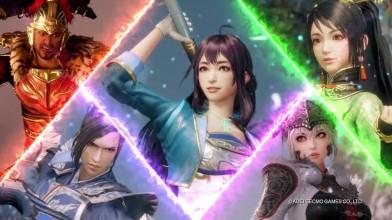 Dynasty Warriors 9 - 30 секундный трейлер