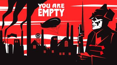 Так плохо, что аж хорошо: Русские треш игры - You Are Empty