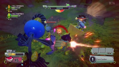 Backyard Battleground в Plants vs. Zombies: Garden Warfare 2
