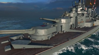Линкор Hood. Армада [World of Warships]