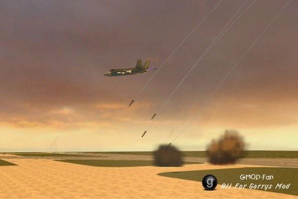Скачать Мод Вертолеты Для Гаррис Мод - фото 7