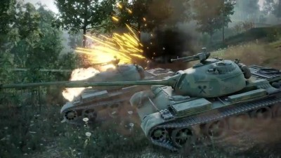 "World of Tanks ""The Legendary Type 59 Tank Arrives 