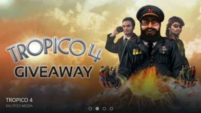 Сервис Gamesessions раздает бесплатно игру Tropico 4