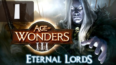 Видео игрового процесса Age of Wonders 3: Eternal Lords
