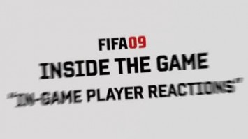 "FIFA 09 ""GS 08: 'Player Reactions'"""
