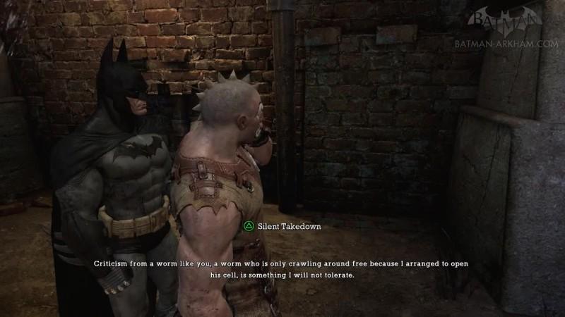 Batman Return to Arkham Asylum Прохождение - Часть 4 - В Бэтпещеру!