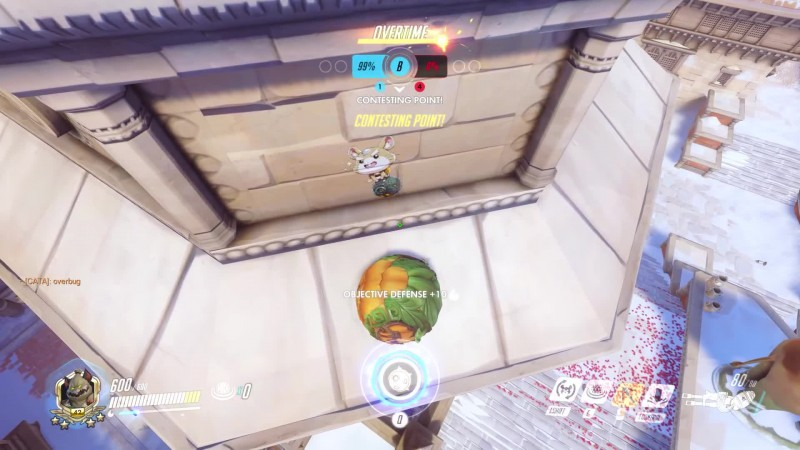 Overwatch - абуз способности Хаммонда