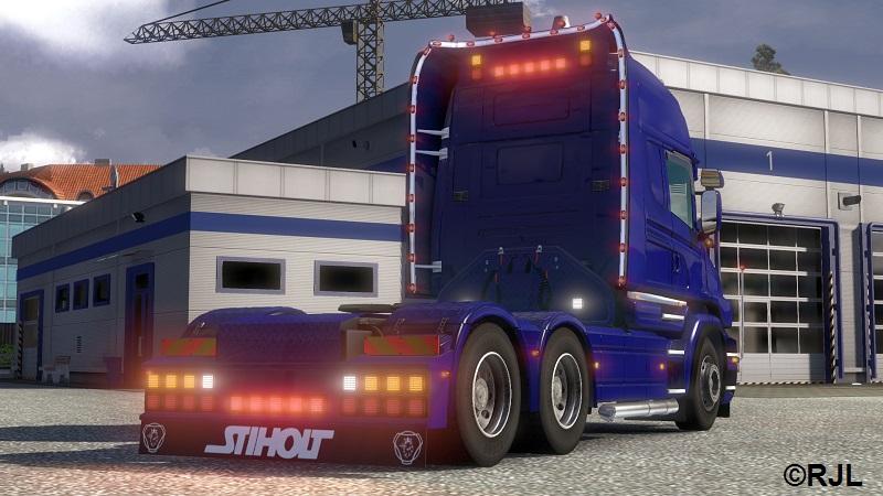скачать мод на сканию для Euro Truck Simulator 2 - фото 3