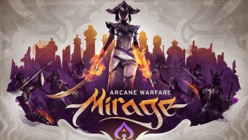 Mirage: Arcane Warfare на выставке PAX West 2016