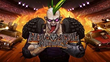Рок, тачки, постапокалипсис: беседа с авторами бразильской Heavy Metal Machines