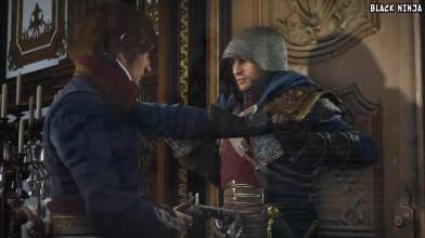 Пасхалки в Assassin's Creed - Unity