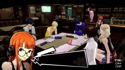 Трейлер Футабы Сакуры из Persona 5 Royal