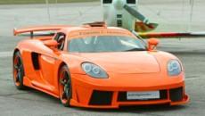 Porsche Carrera GT от Konigseder