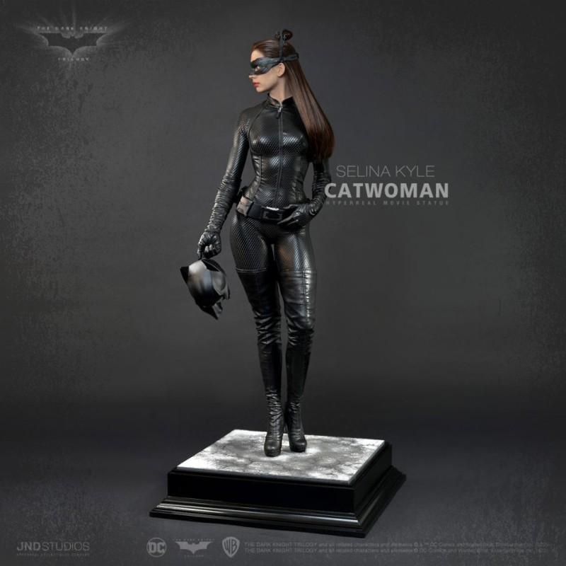 """JND Studios представила фигурку Женщины-кошки по фильму """"Тёмный рыцарь"""""""