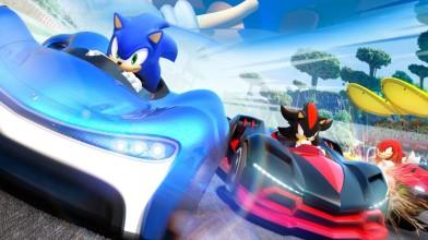 Стали доступны аркадные гонки Team Sonic Racing