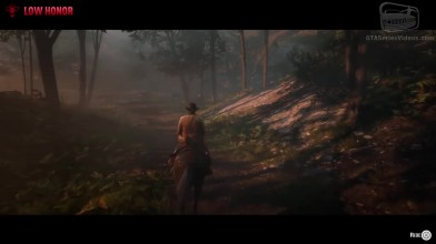 Red Dead Redemption 2 - Все Концовки