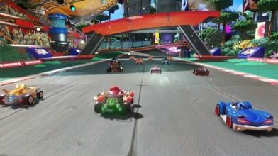 Два десятка новых кадров Team Sonic Racing. Игра выйдет зимой на всех актуальных домашних платформах
