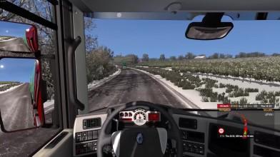 Euro Truck Simulator 2 - Bourgues - Roscoff (часть 1)