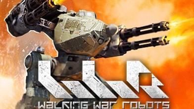 Walking War Robots: PvP бои огромных роботов для Android